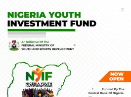 Register for the Nigerian Youth Investment Fund NYIF