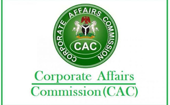free business name registration 250000 CAC