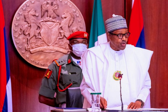 Buhari flags National Youn Farmers Scheme