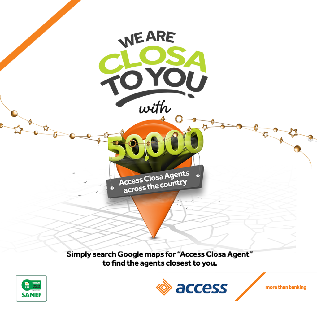 Access Bank brings Banking to the doorstep of Nigerians