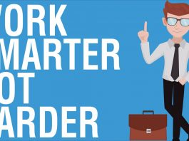 ways to work smarter in business