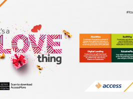 Access Bank Rolls out exciting offers to celebrate customers this Valentine