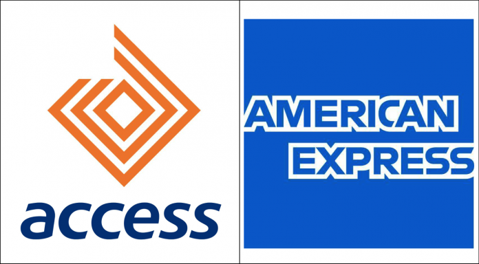 Access Bank launches Partnership with American Express