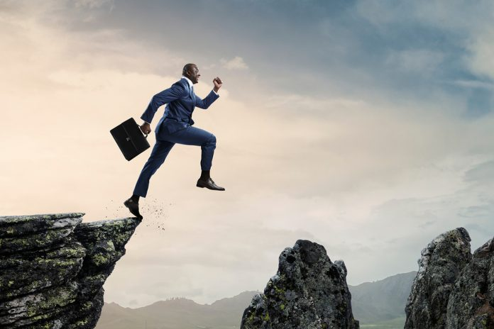 jumping from one business to another