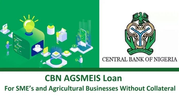 CBN-AGSMEIS-Loan