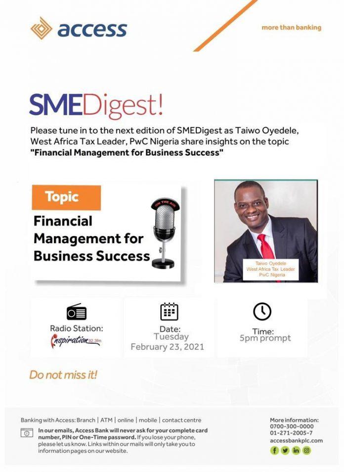 Financial management for business success