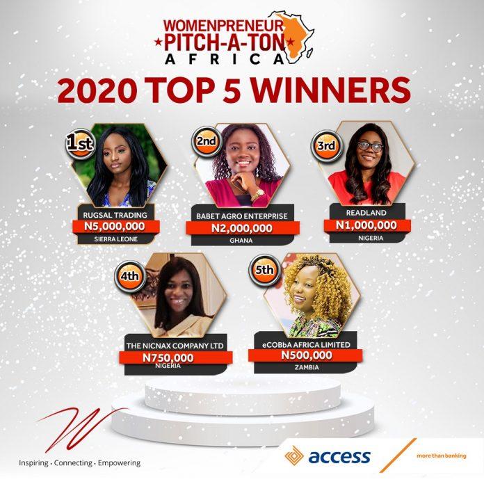 Access Bank launches Womenpreneur Pitch-a-ton Season 3 Empowering female Entrepreneurs across Africa