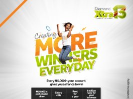 DiamondXtra Season 13 Access Bank to reward customers with millions of Naira