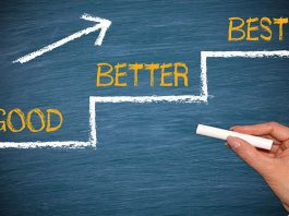 how to become the best at whatever you do